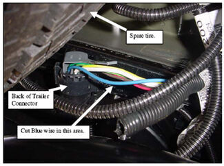 2006 jeep liberty trailer wiring diagram coil to distributor aftermarket brake control for 07-current gm full-size truck with factory-integrated ...