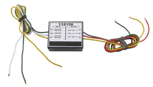 2wire Trailer Wiring Diagram Tail Light