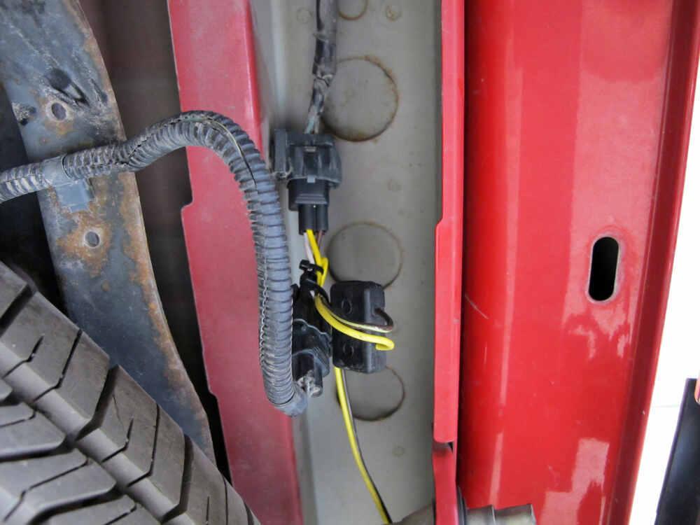 Trailer Wiring Harness For 2002 Dodge Dakota
