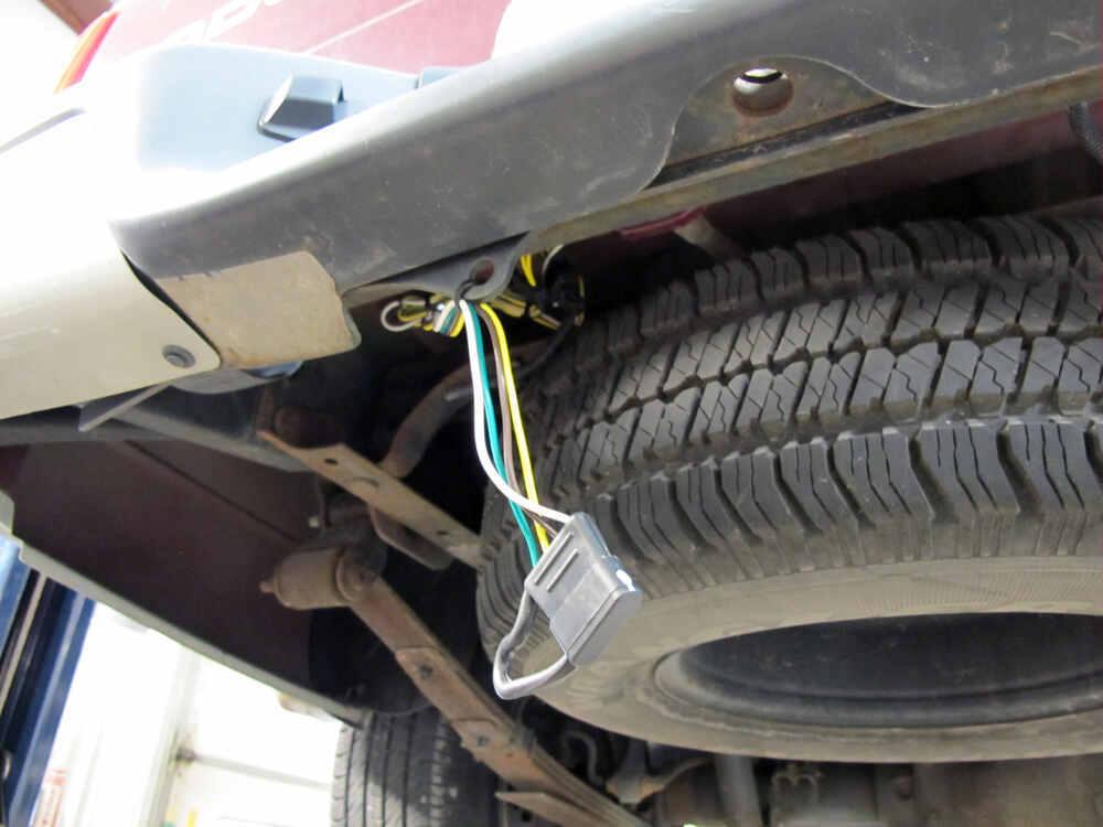 Trailer Wiring Harness Installation 2001 Dodge Ram Etrailercom