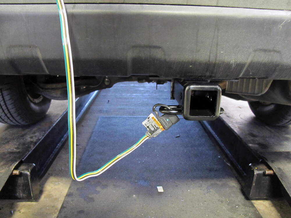 2013 honda pilot tow wire harness
