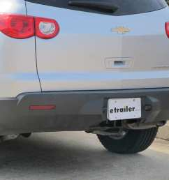 trailer hitch 2012 chevrolet traverse [ 1000 x 821 Pixel ]
