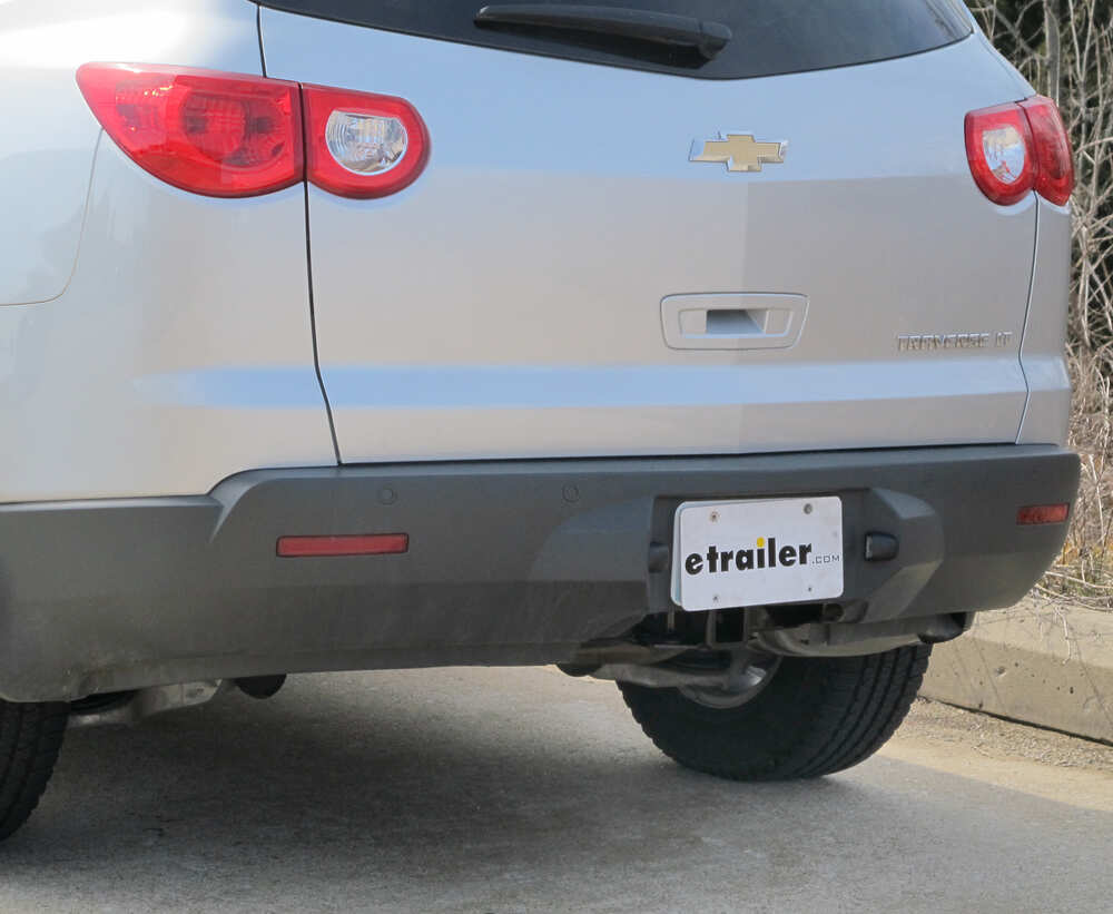 hight resolution of trailer hitch 2012 chevrolet traverse