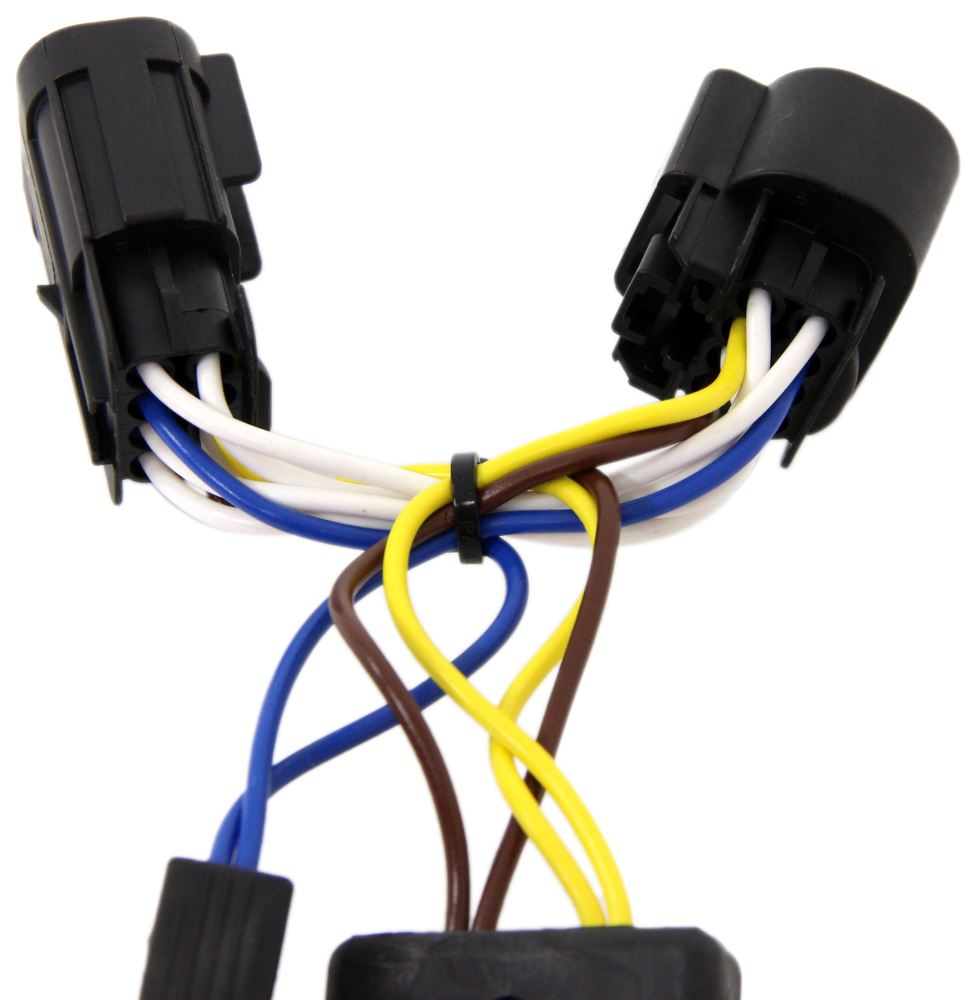 hight resolution of tekonsha replacement oem tow package wiring harness 7 way tow package wiring harness 1999 ford explorer