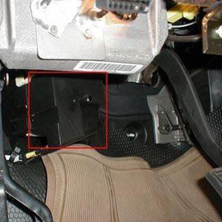 2007 Ford F 150 Audio Wiring Harness Pinout Tekonsha Custom Wiring Adapter For Trailer Brake