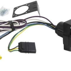 Hopkins Trailer Plug Wiring Diagram Badlands Atv Winch Adapter 4-pole To 7-pole And 37185
