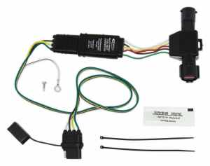 Custom Fit Vehicle Wiring for 1998 Ford Ranger  Hopkins 40215