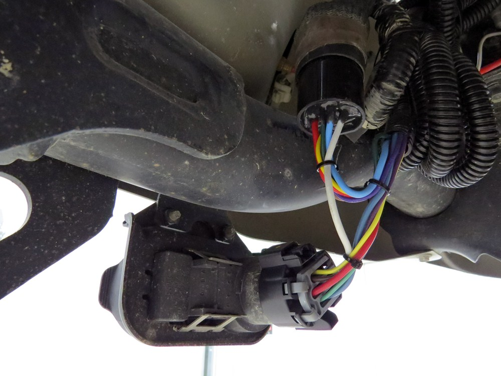 Toyota Sienna Trailer Wiring Harness On Hopkins Towing Wiring Harness