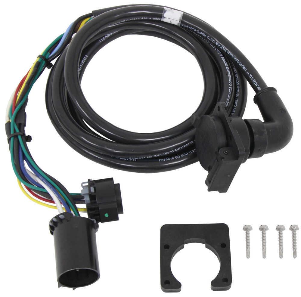 medium resolution of curt 7 prong trailer wiring harness curt get free image 2018 honda cr v redesign