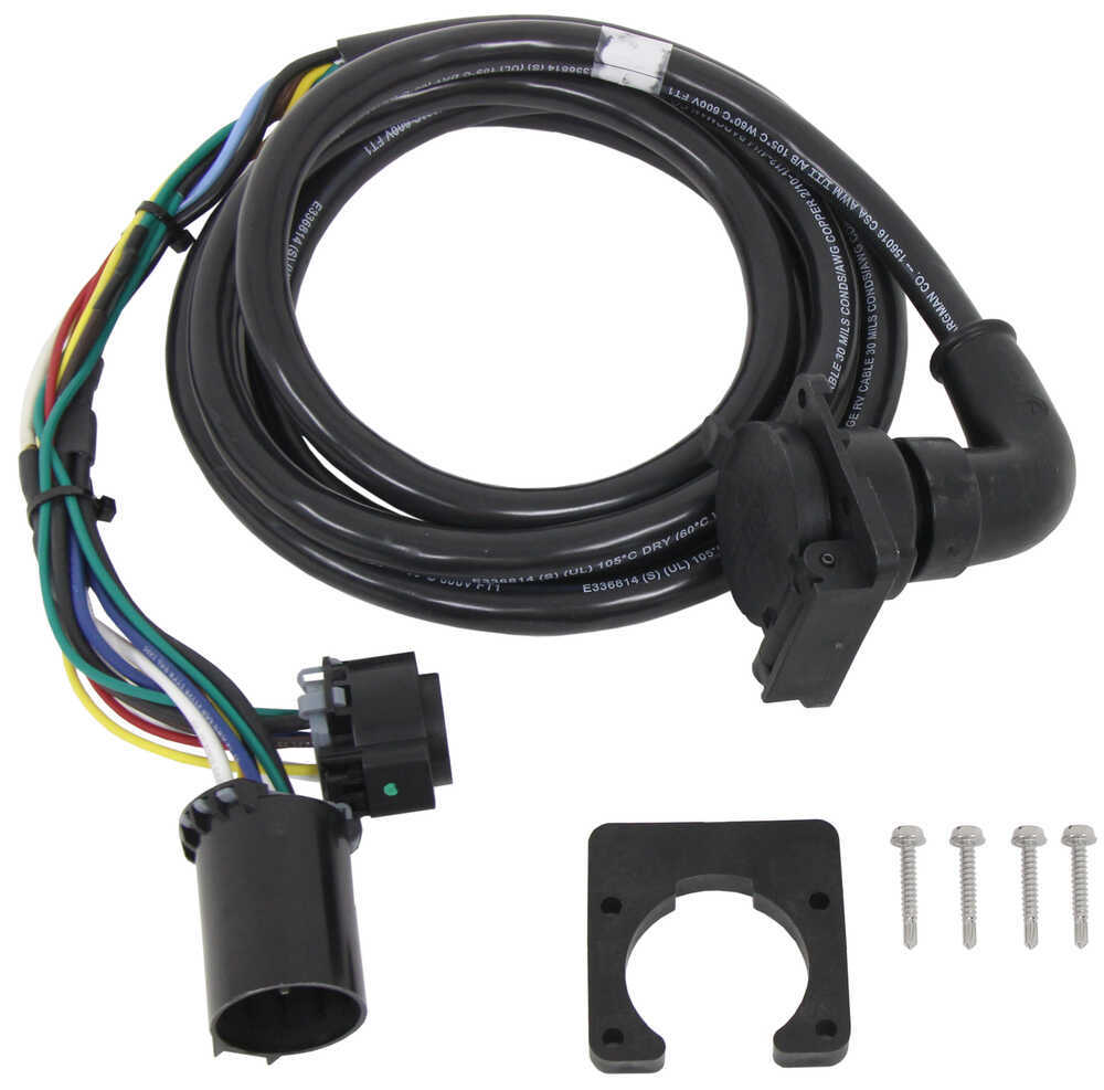hight resolution of curt 7 prong trailer wiring harness curt get free image 2018 honda cr v redesign