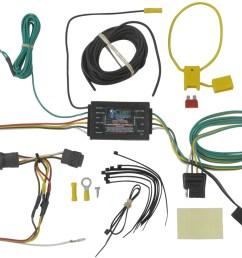 custom fit vehicle wiring for 2012 hyundai tucson curt 56101 2015 hyundai tucson trailer wiring harness [ 1000 x 813 Pixel ]