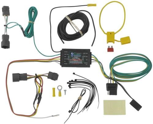 small resolution of custom fit vehicle wiring for 2012 hyundai tucson curt 56101 2015 hyundai tucson trailer wiring harness