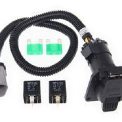 7 Pin To 4 Trailer Adapter Wiring Diagram 2000 5 0 Mercruiser Starter Ford F-250 And F-350 Super Duty - 1999 | Etrailer.com