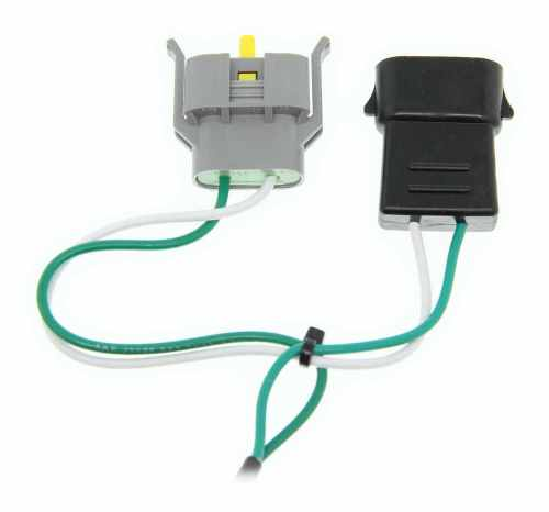 small resolution of custom fit vehicle wiring for 1998 ford explorer curt c55345 4 prong trailer wiring diagram 7 pin trailer wiring harness