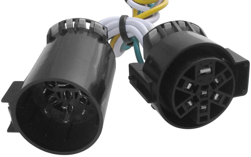 Custom Fit Vehicle Wiring Trailer Hitch Wiring No Converter 5 Flat