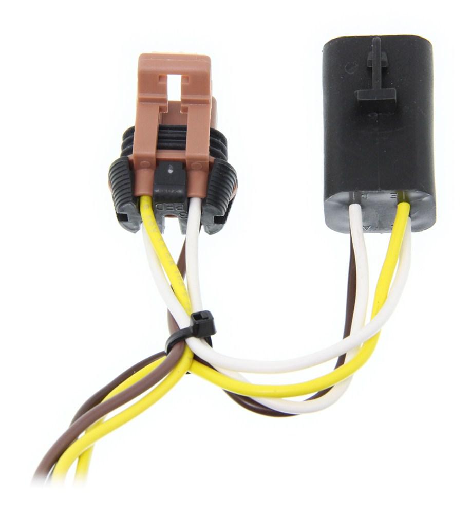 hight resolution of custom fit vehicle wiring for 2012 gmc acadia curt c56056 2015 gmc trailer wiring diagram 2012 gmc sierra trailer brake controller wiring