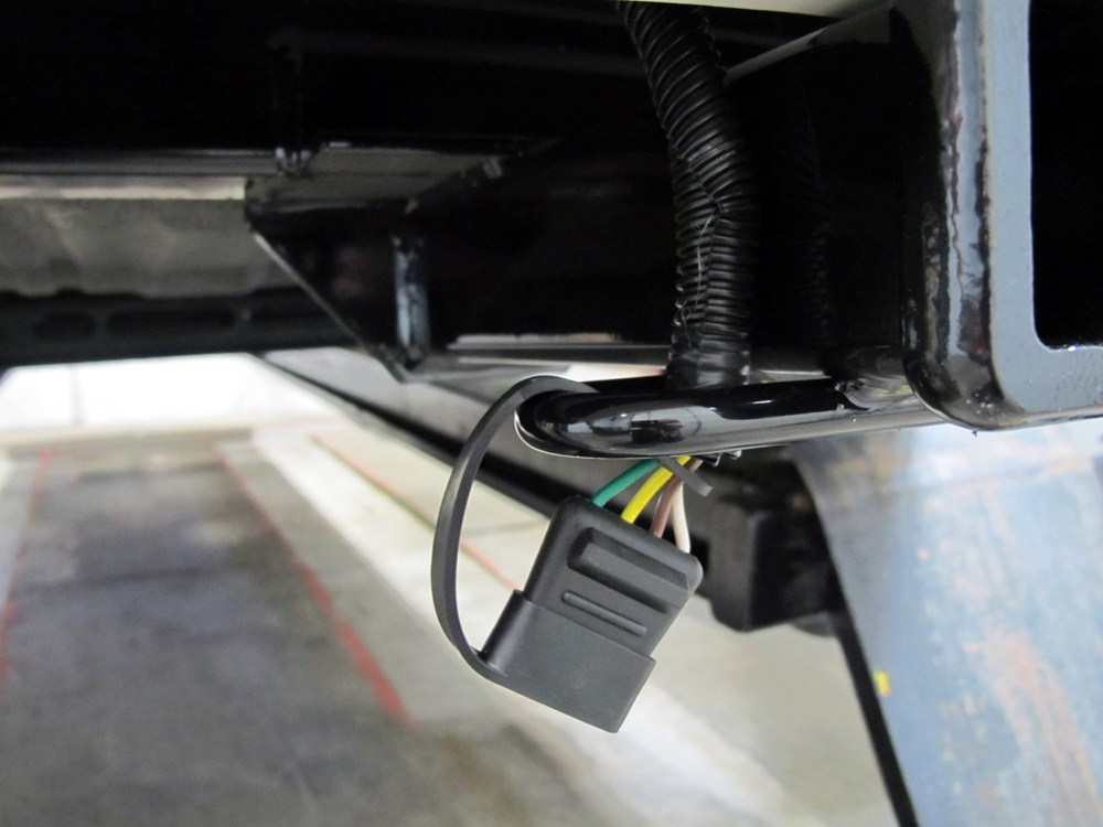 2012 dodge caravan trailer wiring harness