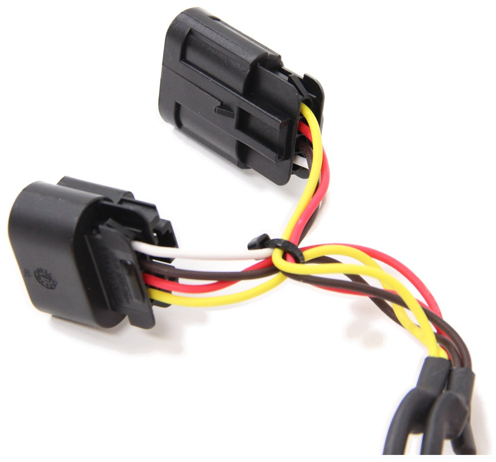 hight resolution of 2012 chrysler 200 custom fit vehicle wiring tow ready c56211