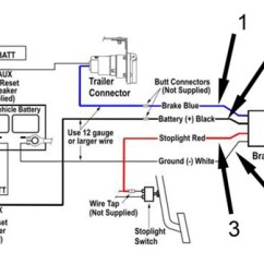 Travel Trailer Electric Brake Wiring Diagram Ford 302 Distributor Controller Information | Etrailer.com