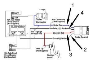 Trailer Brake Controller Information | etrailer