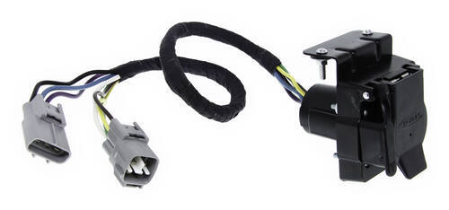 2013 Ford F 150 Trailer Wiring Harness Connectors Hopkins Multi Tow 7 Way Blade And 4 Way Flat Trailer