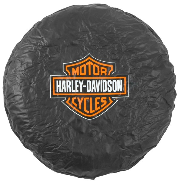 Harley-Davidson Jeep Spare Tire Covers
