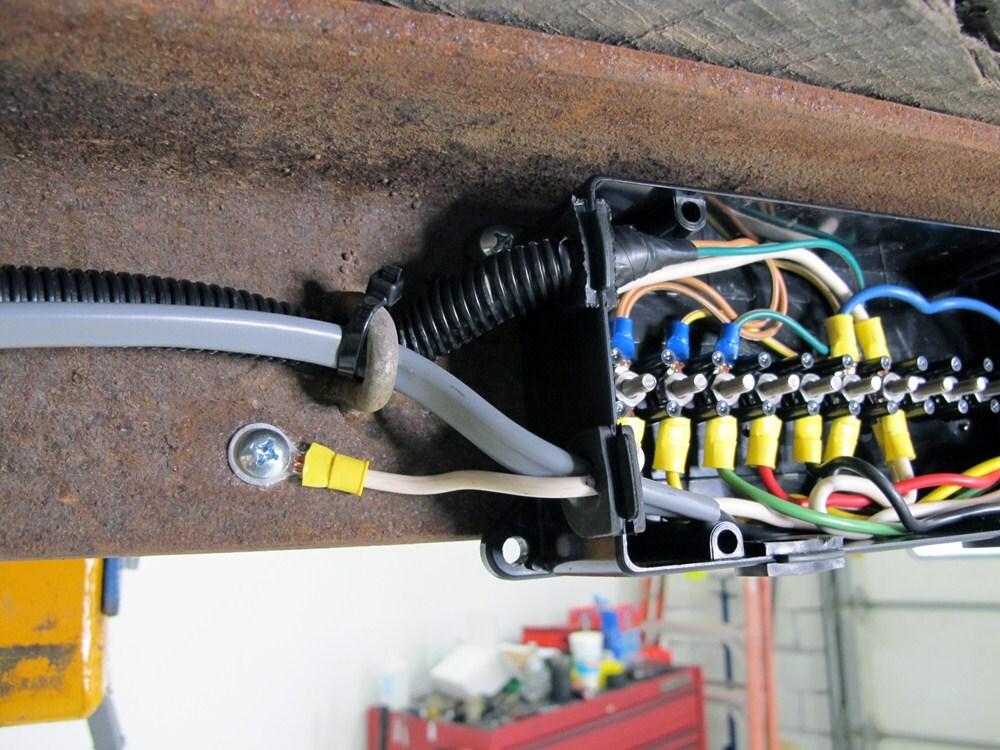 Pj Tailer Plug Wiring Diagram Pollak 10 Terminal Junction Box Pollak Accessories And