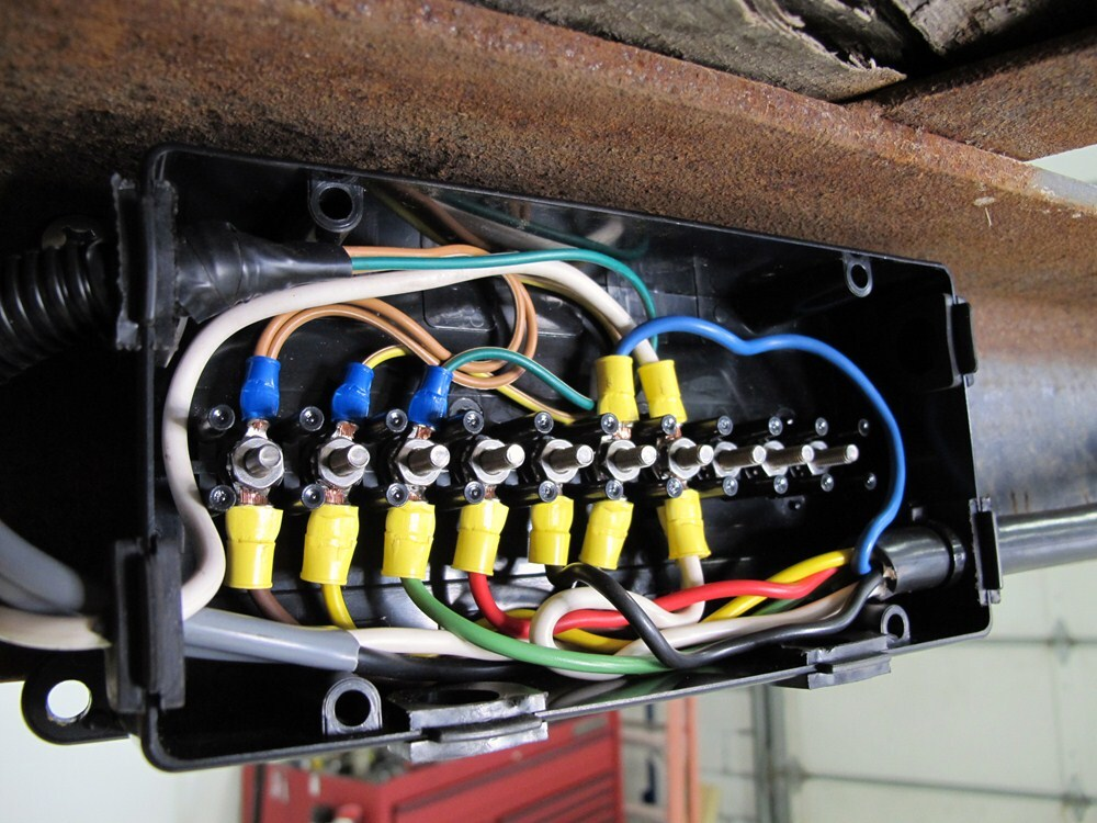 Pollak 10-Terminal Junction Box Pollak Accessories and