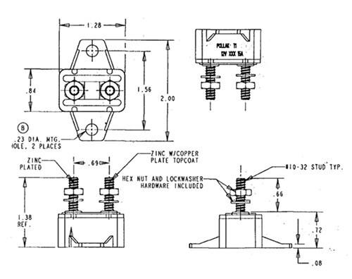 Auto Reset Circuit Breaker Wiring Diagram : 41 Wiring
