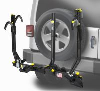 Saris Spare Tire Bike Racks for Jeep Wrangler Unlimited ...