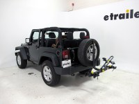 Saris Spare Tire Bike Racks for Jeep TJ 2000 - SA999TB