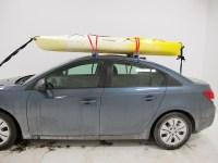 SportRack Foam Block Roof Kayak Carrier - Adjustable ...
