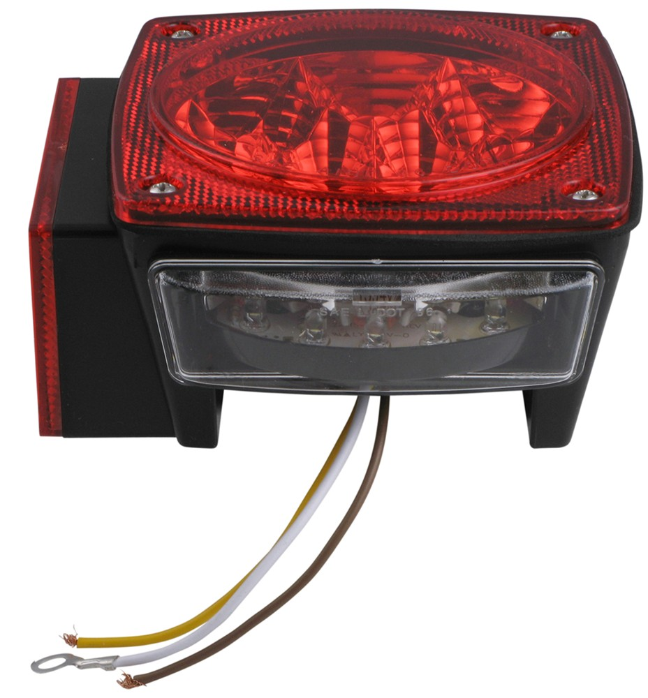 Wiring Tail Lights On A Trailer