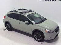 Thule Roof Rack for Subaru XV Crosstrek, 2014 | etrailer.com