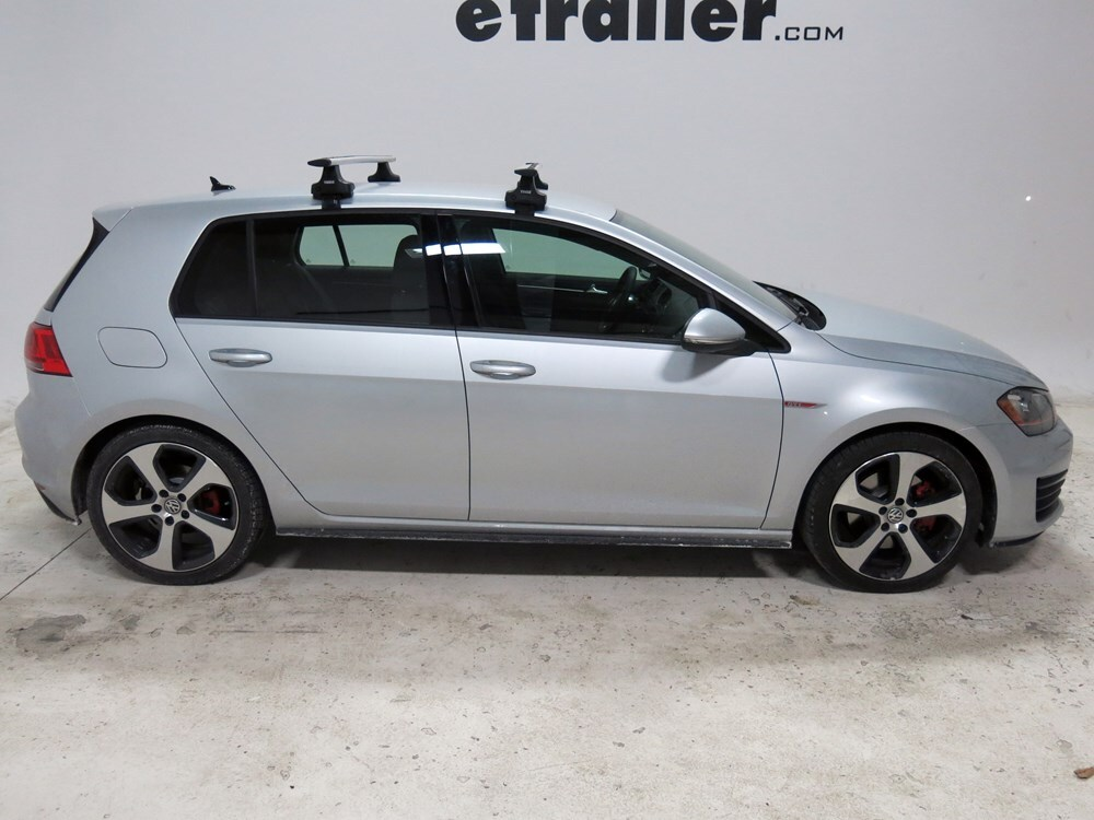 Thule Roof Rack for 2015 Golf by Volkswagen
