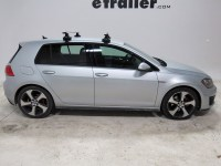 Thule Roof Rack for 2015 Golf by Volkswagen | etrailer.com