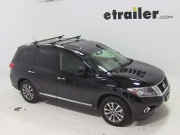 Thule Roof Rack for Nissan Pathfinder, 2014