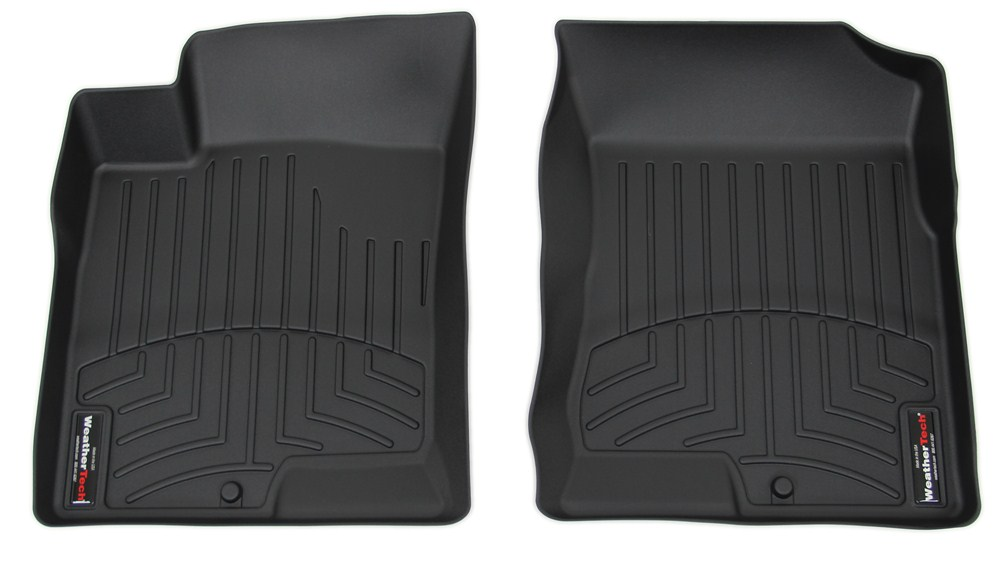 Floor Mats by WeatherTech for 2009 Sonata  WT441601