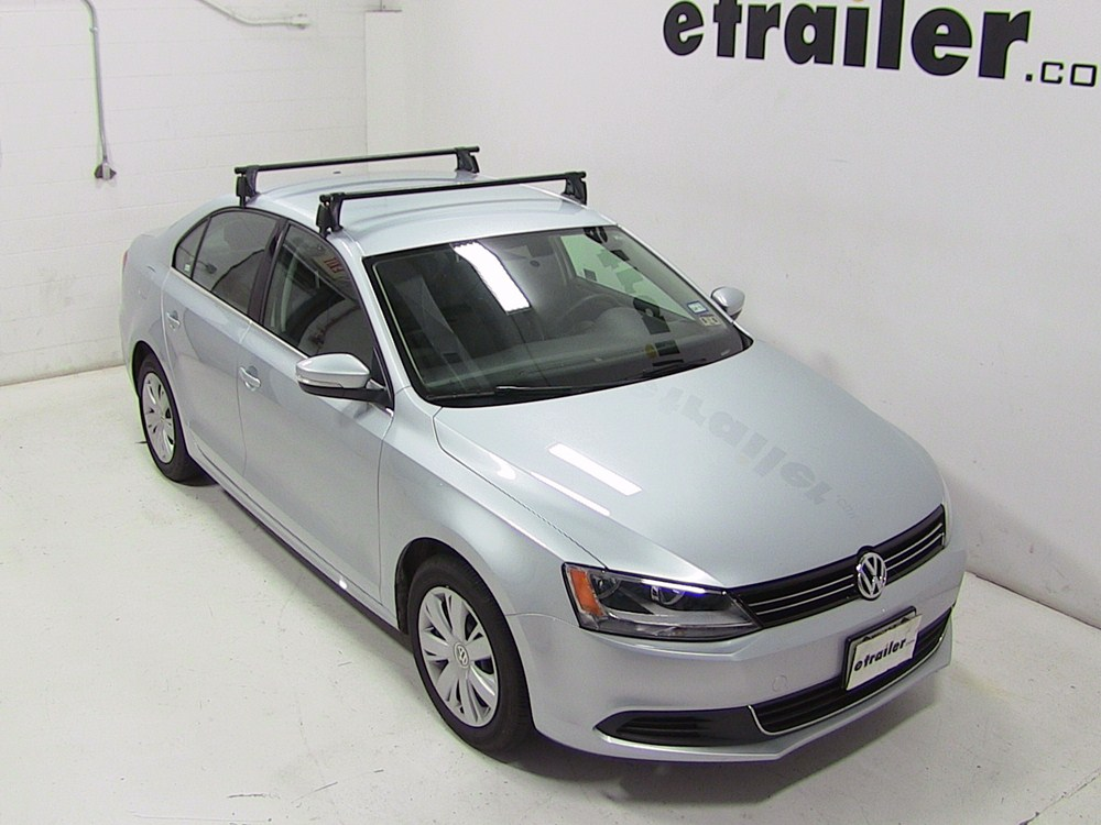 Yakima Roof Rack for 2013 Volkswagen Jetta