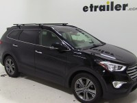 Yakima Roof Rack for 2013 Hyundai Santa Fe