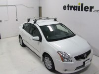 Roof Rack for 2012 Sentra by Nissan