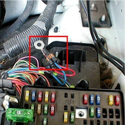 wiring diagram for trailer brake controller back muscles unlabeled how to install a on chevrolet / gmc 1999-2006 pickups | etrailer.com