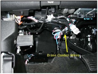 gmc savana trailer wiring diagram 3 wire well pump installing an electric brake controller on 2007-2013 gm full-size truck or 2007-present suv ...