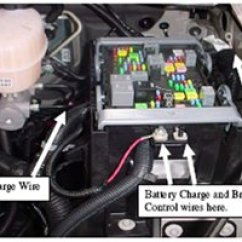 2005 Jeep Liberty Trailer Wiring Diagram Xj Installing An Electric Brake Controller On 2007-2013 Gm Full-size Truck Or 2007-present Suv ...