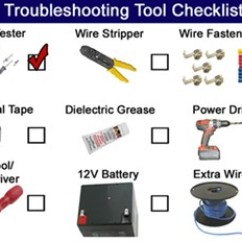 2003 Honda Crv Starter Wiring Diagram 1998 Ford Ranger Radio Troubleshooting 4 And 5 Way Installations Etrailer Com Tool Checklist