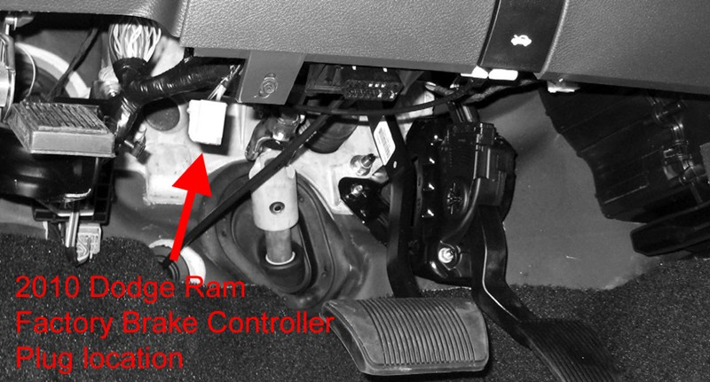 7 Way Trailer Plug Wiring Diagram Chevy What Tekonsha Brake Controller Harness Is Needed For A