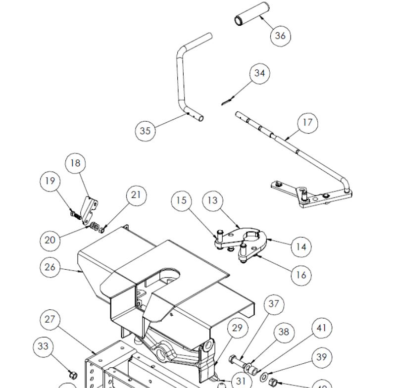 Wiring Harness For Trailer Hitches