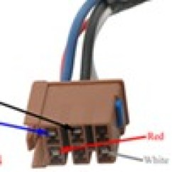 Tekonsha 7894 Wiring Diagram 94 4l60e Tow Ready Adapter For Electric Brake Controllers - Chevy And Cadillac Draw-tite ...