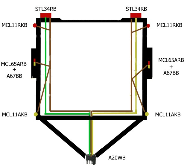 Wiring Diagram Utility Trailer On Wiring Images Free Download