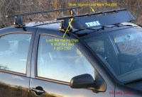 Thule Roof Rack Fairing Clips Needed for a 2001 VW Jetta